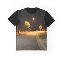 Golden glow at night Graphic T-Shirt