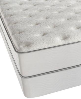 Beautyrest Classic Bethany Plush Full Mattress Set - mattresses - Macy's