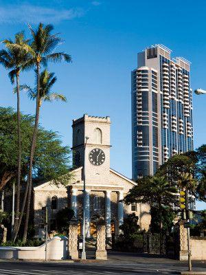 カワイアハオ教会|【目指せハワイ雑学王!】ハワイ旅行がもっと楽しくなる、ハワイのウンチク教えます。