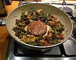Skuteczne odchudzanie - to takie proste z Eurodietą - placek wegetariański