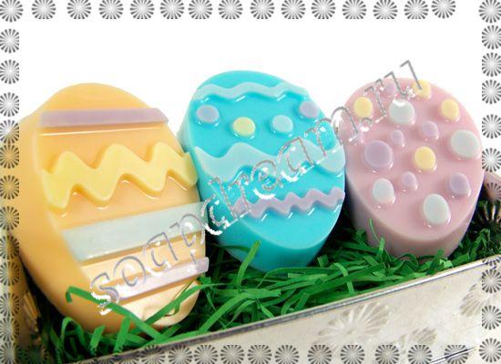Веселые яйца к Пасхе