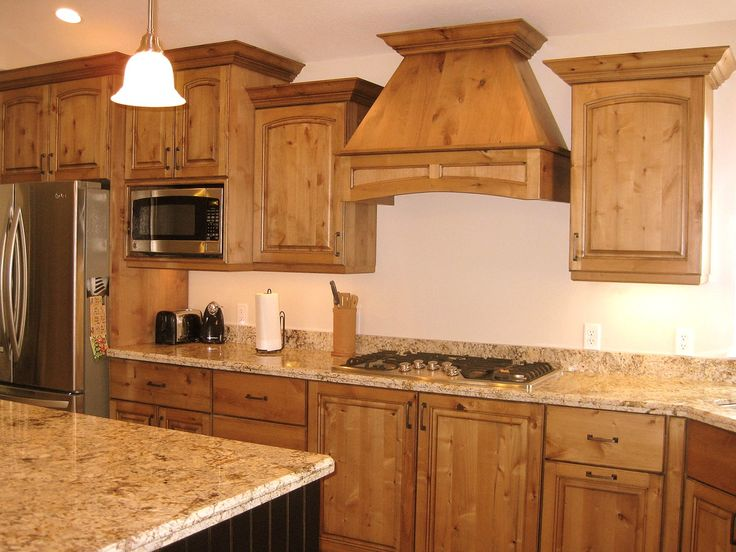 Kitchen Cabinets Knotty Alder 119 best knotty alder cabinets images on pinterest | knotty alder