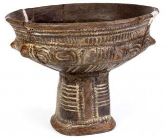 Cupă de ceremonie, Vădastra (Fărcașele-Olt, 5500-5000 î. Hr