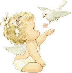 Baby cherub