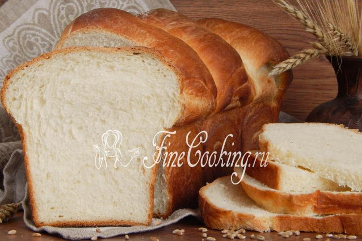 Японский молочный хлеб Хоккайдо (Hokkaido) - рецепт с фото