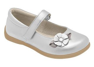 2-6 YEARS Imelda Silver >>> Girls Leather Shoe Winter 2014, $74.95 AUD *Australia and NZ customers only. Have a closer look at this shoe on SeeKaiRun.com.au