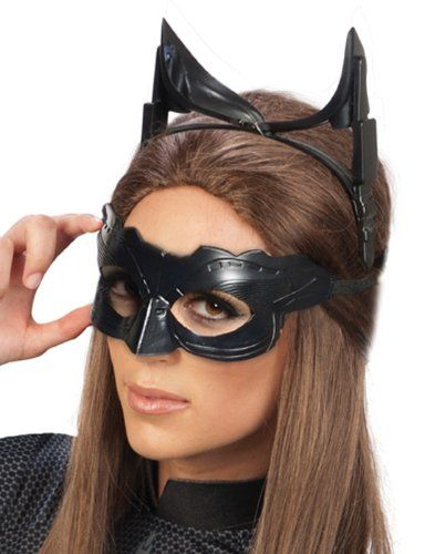 Catwoman Halloween Eyemask and Ears