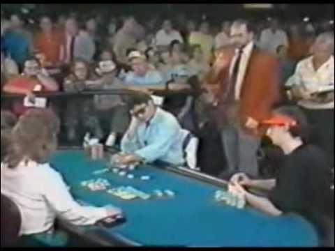 WSOP History 5...Johnny Chan and his orange.  Did you know? Telly Savalas played poker and made two WSOP final tables.  Plus, Matt Damon gets coolered by Texas Dolly in '98.