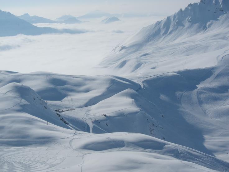 Les Arcs 2000, French Alps <3