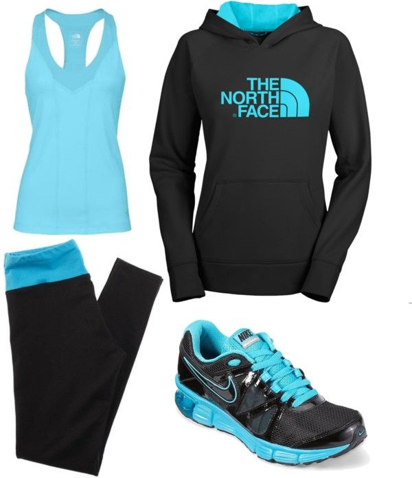 """blue yoga"" by jen-quade on Polyvore"
