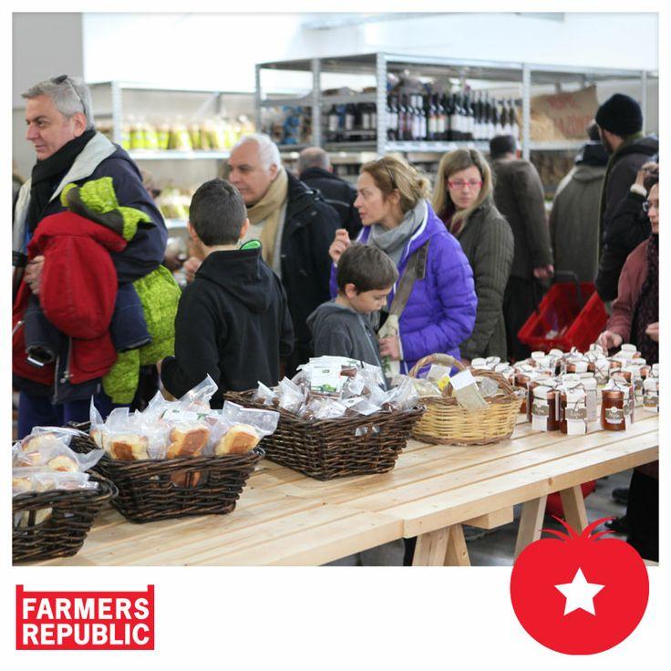 #FarmersRepublic, #Οργάνωση Γη –Κέντρο της Γης, #Twominutesangie, #κουζίνα, #μαγειρική, #φρούτα, #λαχανικά, #Farmersmarket, #παντοπωλείο, #γεύσεις,  #grocery