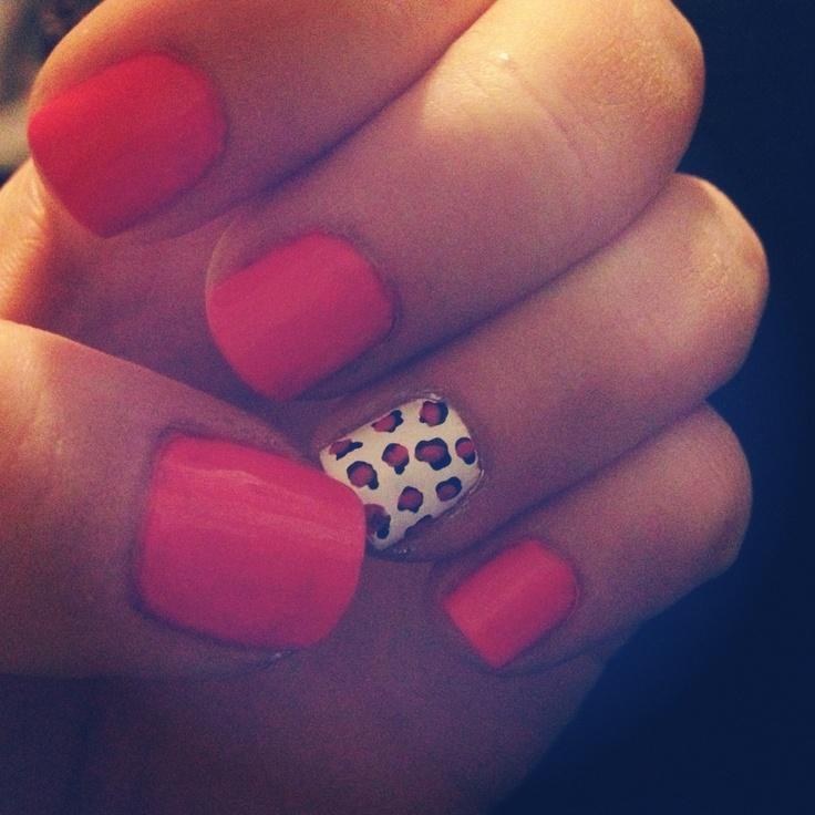 Cheetah and pink