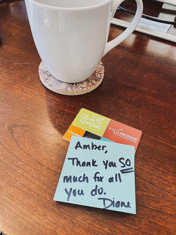 employee appreciation easy gift idea  employee
