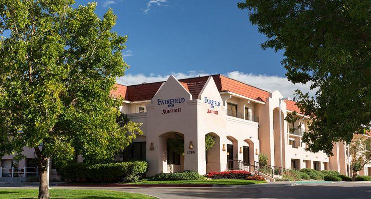 Fairfield Inn Albuquerque University Area | NM 87102