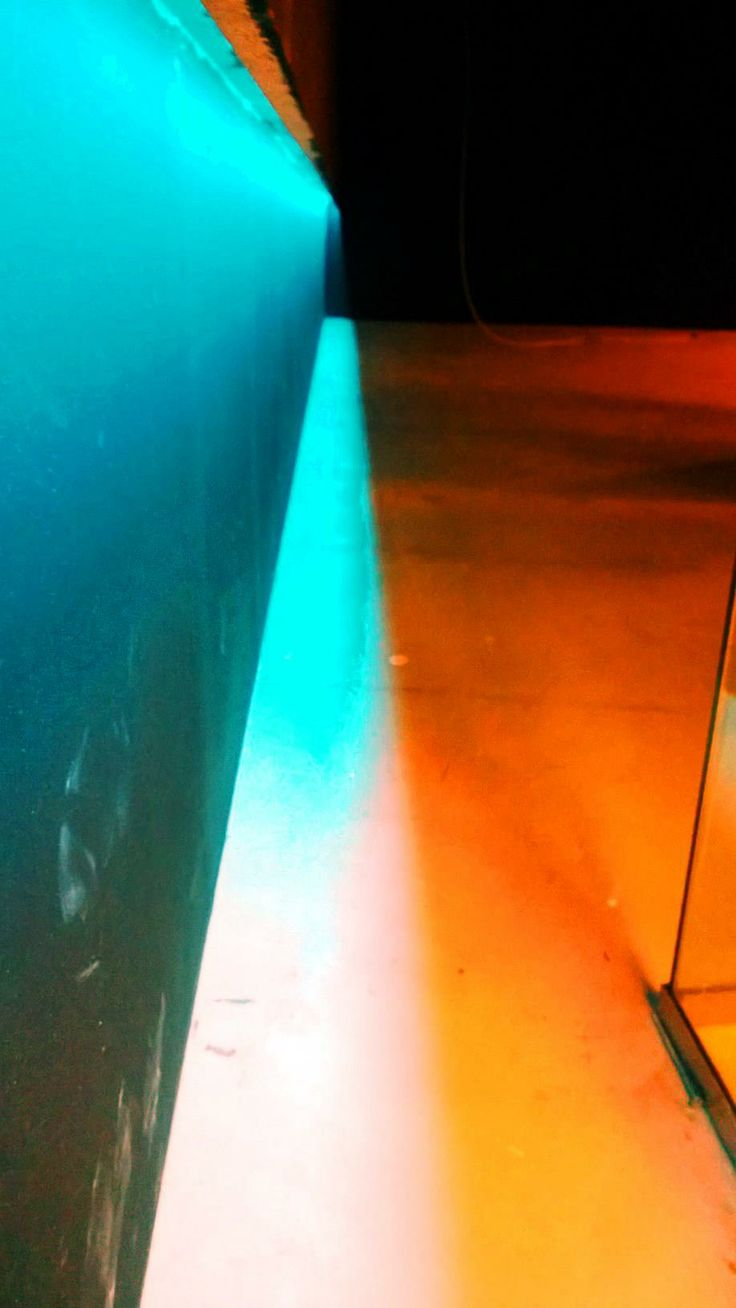 light effects at Del Tongo Story #design #museum #preview