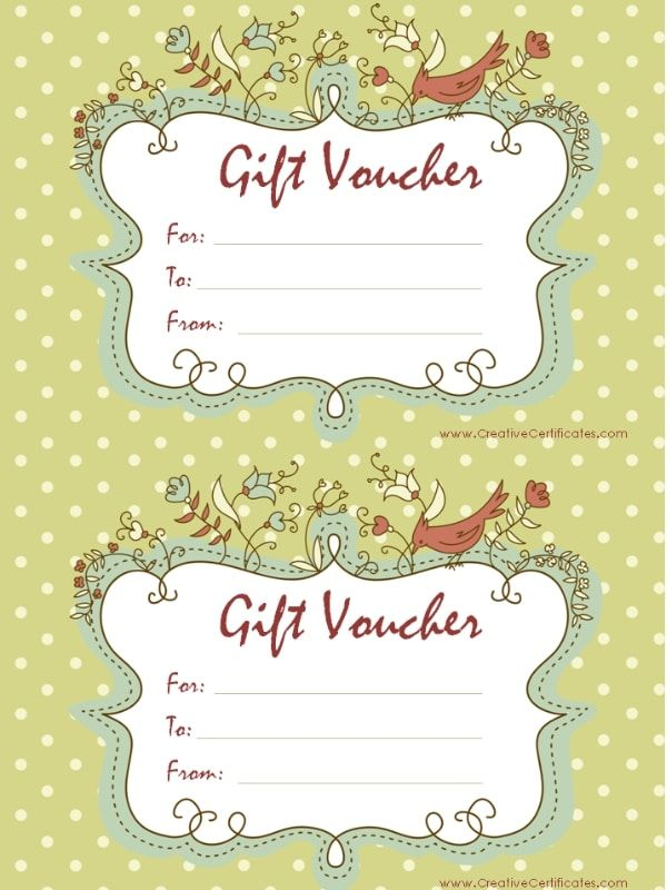 Best 25+ Free gift voucher template ideas on Pinterest Voucher - free voucher templates