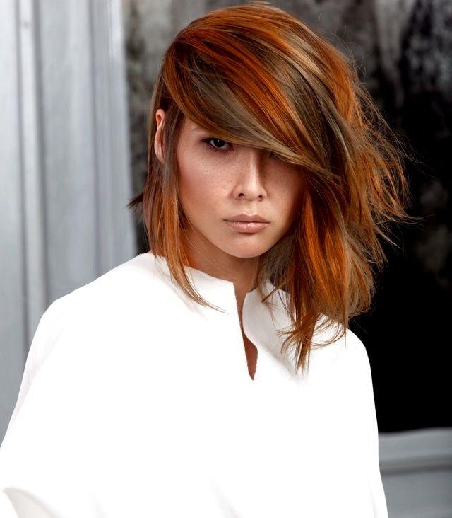 159 best Peach or Orange Hair images on Pinterest | Hair ...