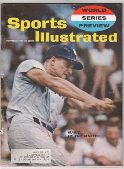 Sports Illustrated (10-2-61)
