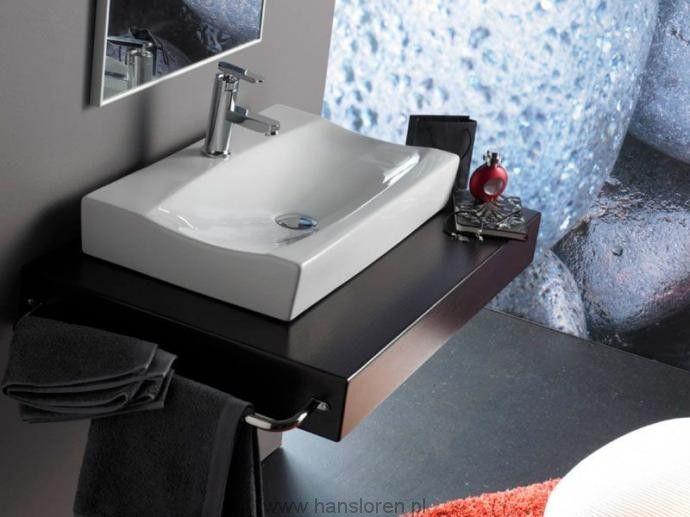 Sardinero Bathco umywalka nablatowa 615x375 - 0041  http://www.hansloren.pl/Sardinero-Bathco-umywalka-nablatowa-615x375-0041/20655