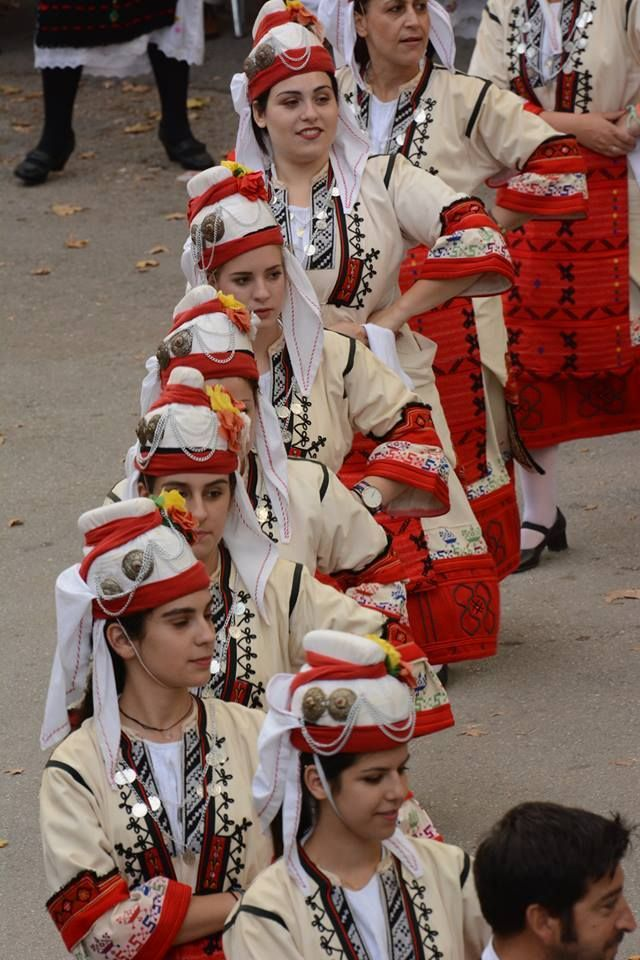 Macedonian Dress from historical Macedonia, northern Greece