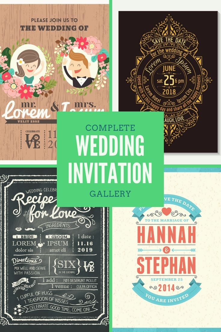 Excellent Wedding Invitation Cards Format Online For Your