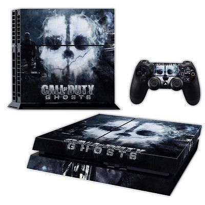 new Playstation 4  Skin Sticker For PS4 Console & Controller Decal (005)PS4-026.. USD 0.99