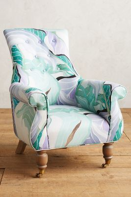 Fabulous Anthropologie Astrid Chair in Paradise Found