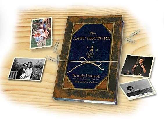 the last lecture randy pausch reflection The last lecture from randy pausch is a kind of wake call for me to keep on going to seize every moment i still have to reach my fullest potential, especially following my passion working with the children to enable their childhood dreams come true for the better future.