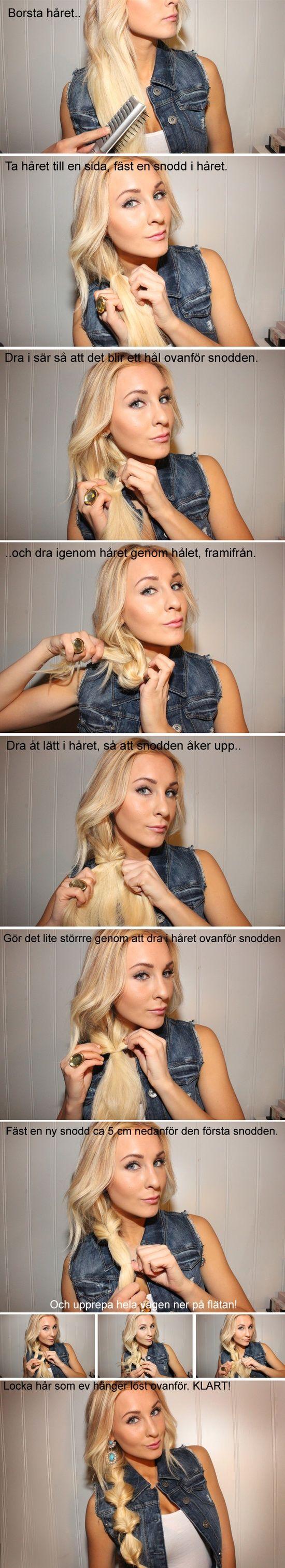 Bohemian Braid. LOVE THIS!!!
