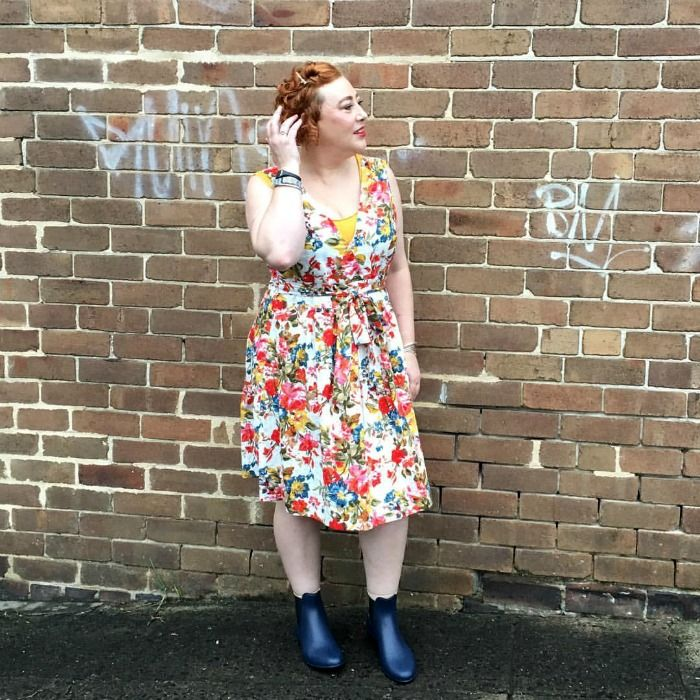 Autumn Style File | one dress two ways with Kimba Likes