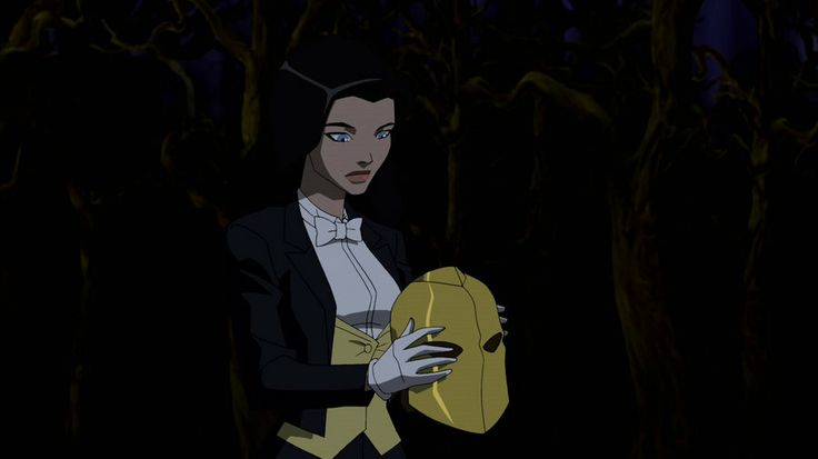 Season 1 Episode 19 Misplaced Zatanna  The Helmet Of -5057