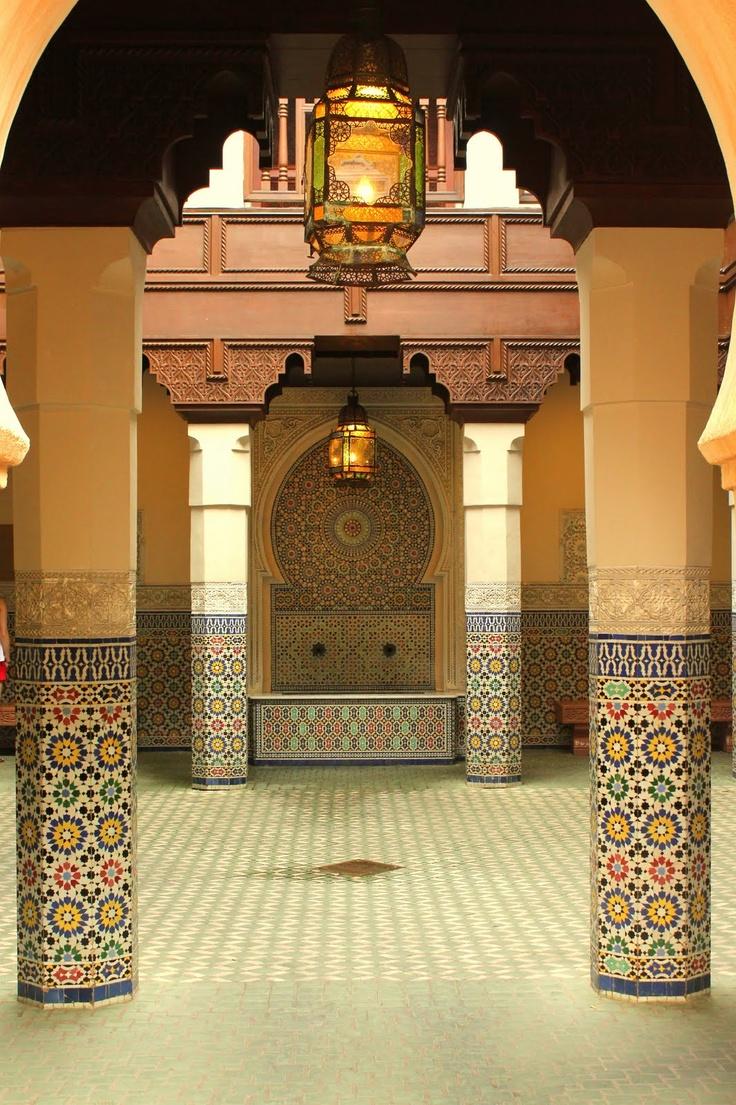 Morocco - World Showcase at Epcot