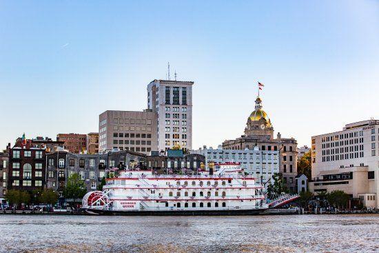 Savannah Riverboat Cruises Ticket Prices - Video of Savannah ...