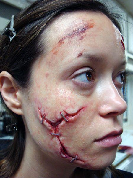 Resultado de imagen de fx makeup scars