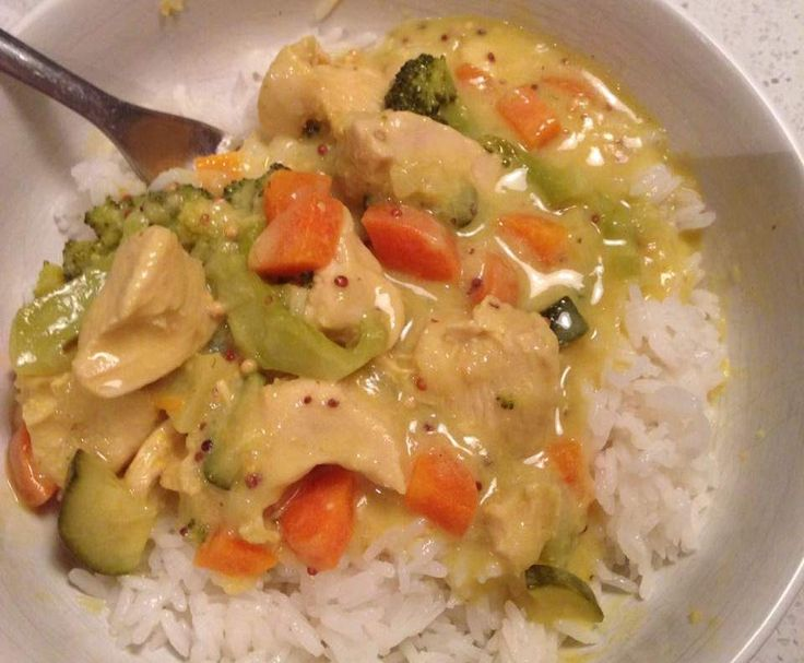 Recipe Holly's Honey Mustard Chicken by HollyE - Recipe of category Main dishes - meat
