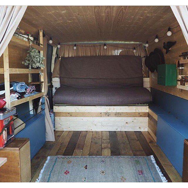 277 Best Camper Interior Images On Pinterest