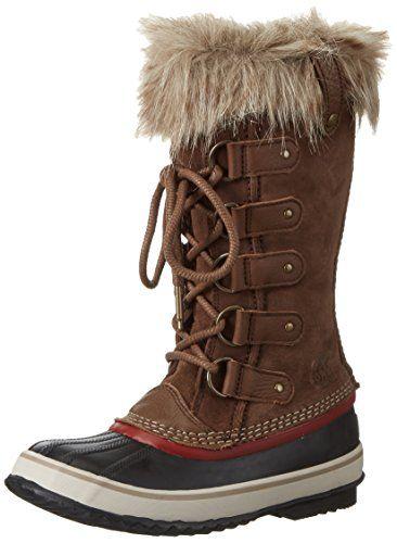 Sorel Women's Joan Of Arctic Waterproof Winter Boot Umber 9 M US *** For more information, visit image link.