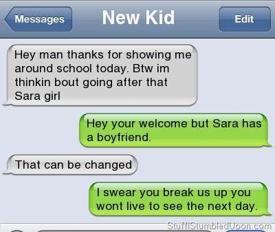 Funny Break Up Texts | Autocorrect Fail Funny Text Messages Blog Funny Text Messages Meme SMS ...