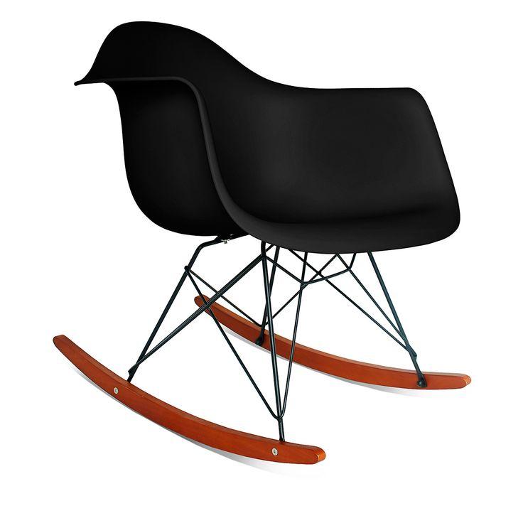 Стул Eames RAR темный бук > Стулья > Дизайн-Склад