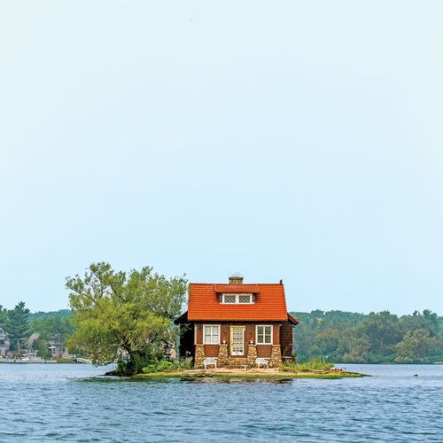 Tiny island digs, Thousand Islands | Coastalliving.com