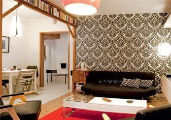 A suszter cipője, avagy az építész lakása // Hungarian architect couple's home in the Mi Otthonunk Magazin