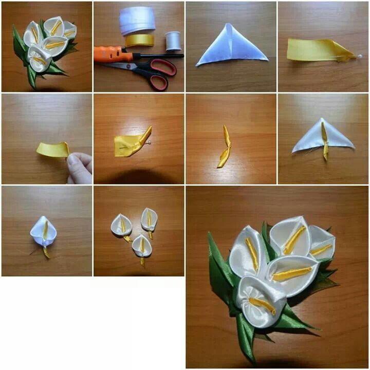Ribbon Crafts Ideas Craft On