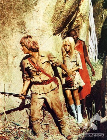 W pustyni i w puszczy, 1973