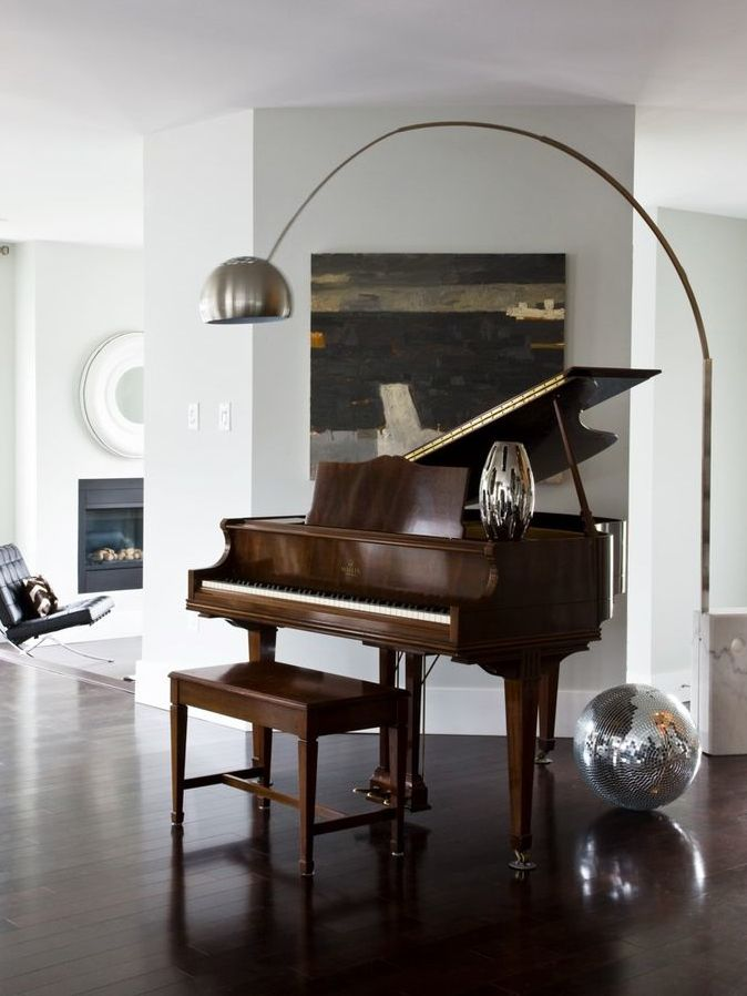 The Baby Room  Interior Inspiration  Piano living rooms