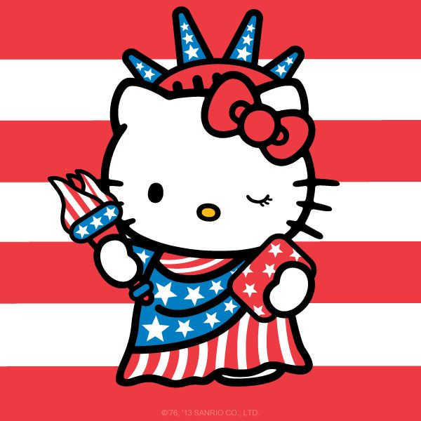 52 best Hello Kitty images on Pinterest Sanrio hello kitty, Hello - fresh hello kitty ladybug coloring pages