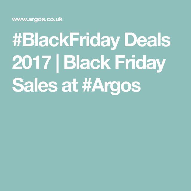 #BlackFriday Deals 2017 | Black Friday Sales at #Argos