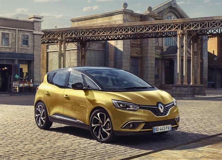 Renault Scénic : une motorisation hybride diesel pour 2017 ?