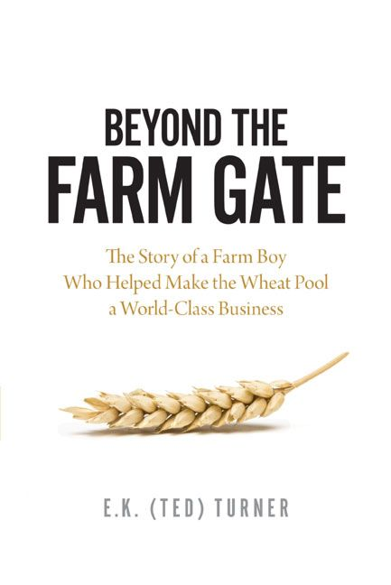 Beyond the Farm Gate by Ted Turner