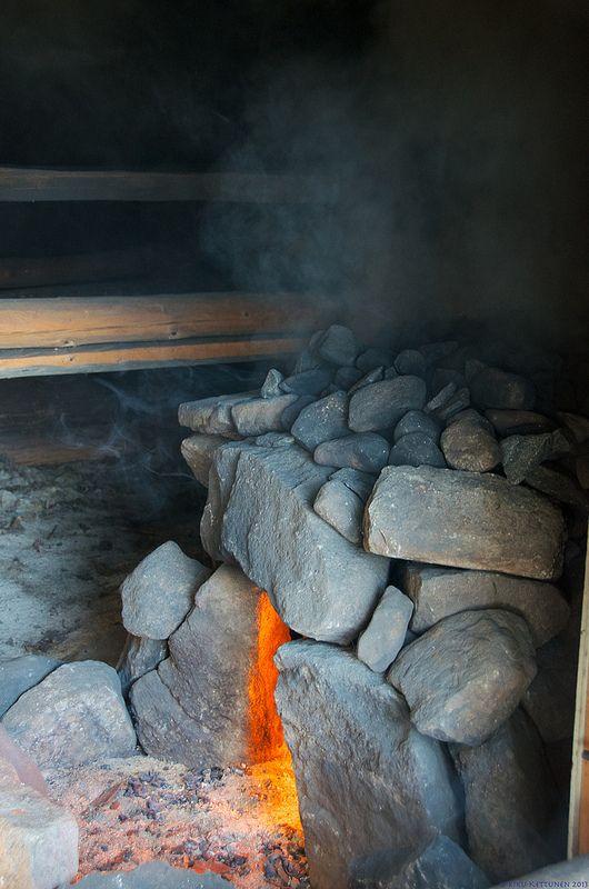 savusauna | sauna de humo | smoke sauna | by Riku Kettunen