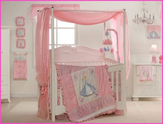 Disney Princess Baby Bedding Collection Disney baby
